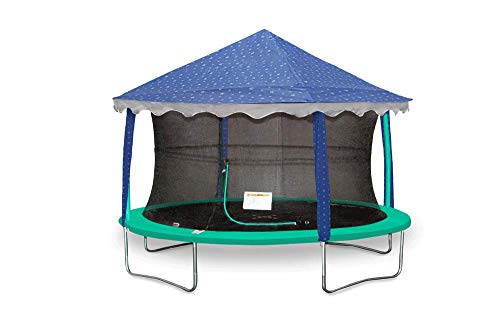 9ft x 13ft Oval Star Tent Canopy - Trampoline not included