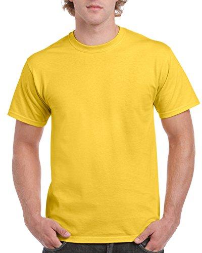Gildan Men's G2000 Ultra Cotton Adult T-shirt, Daisy, XX-Large
