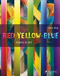 red yellow blue colors in art
