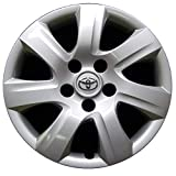 Hubcap Replacement for Toyota Camry 2010-2011, Professional Recon Like-New, 16-inch Wheel Cover, 61155
