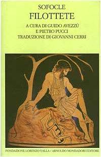 Filottete. Testo greco a fronte