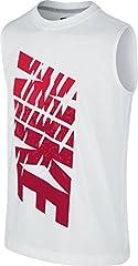 Nike Camiseta de Manga Corta para Niño - 850171