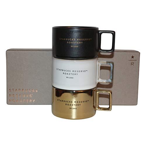 Starbucks Reserve Roastery Milano Espresso Demi Set Collection