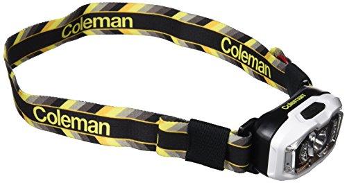 COLEMAN CHT + 100 Lampe de tête, Citron, 20 Lumens