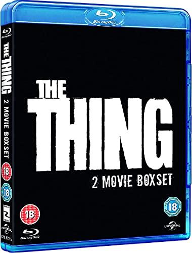 Thing (1982)/The Thing (2011) [Edizione: Regno Unito] [Italia] [Blu-ray]