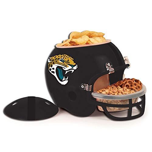 Wincraft Jacksonville Jaguars Football NFL Snack Helmet Helm