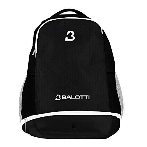 Balotti - Mochila deportiva, bolsillo para zapatos