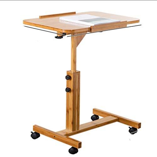 H-ei Mesa de Centro extraíble Mesita de Noche Mesa for Laptop Computadora de Escritorio Escritorio Simple Mesa pequeña Plegable Simple (Size : 70cm)