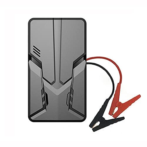 Riloer Arrancador Portátil para Automóvil, Fuente de Alimentación de Emergencia de 30000 mAh, para Vehículos de Gas de 12 V 5.0 L y Diésel de 2.0 L, Puerto USB de 5 V 2 A, Cargador de Batería
