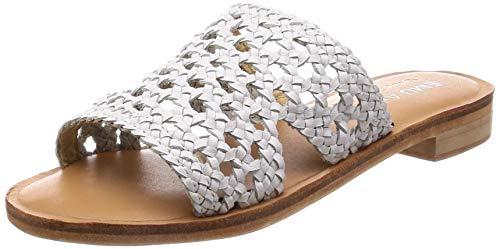 EMU Australia Kadina Womens Flat Shoes Cow Leather Size 9 White