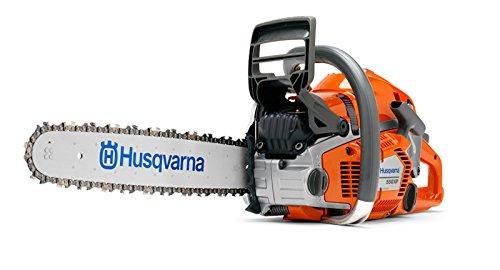 Motorsäge Kettensäge HUSQVARNA 550 XP AUTOTUNE mit Schnittlänge 40 CM - 50,1 CC