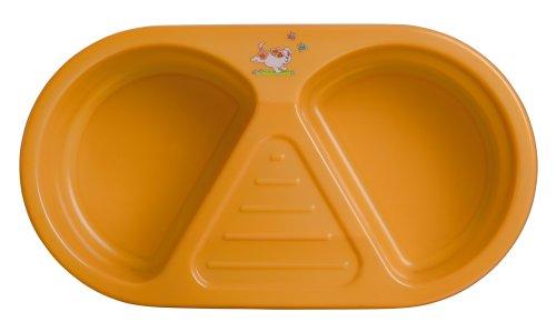 bébé-jou 615556 Double bac pour toilette Max Orange