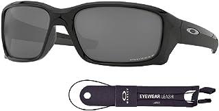 Oakley Straightlink OO9331 Sunglasses For Men+BUNDLE with Oakley Accessory Leash Kit