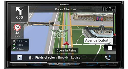 Pioneer AVIC-Z910DAB Navegador Multimedia Táctil 7