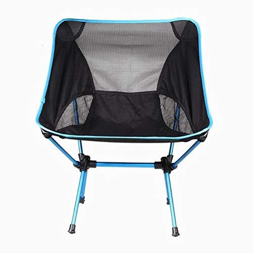 GDS Chaise Pliante Portable, Pêche Tabouret de siège, très approprié pour la santé des Femmes, Camping, Festivals, Randonnées,B