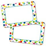 300 Pack - Name Tags Labels - for Kids or Adults - Classroom Labels