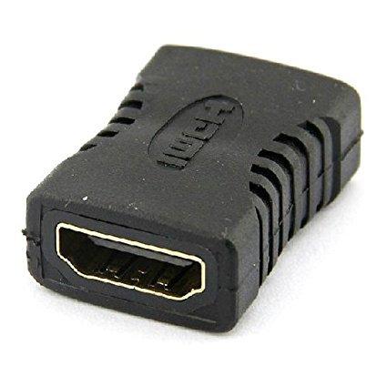 Micro HDMI D Type Mannelijke naar HDMI Vrouwelijke Adapter Convertor Connector - Golden Plate Extending HDMI Device HDMI To HDMI Goud