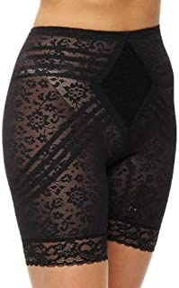 Style 6797 - Women's Extra-Firm Shaping Thigh Slimmer - Black - Large