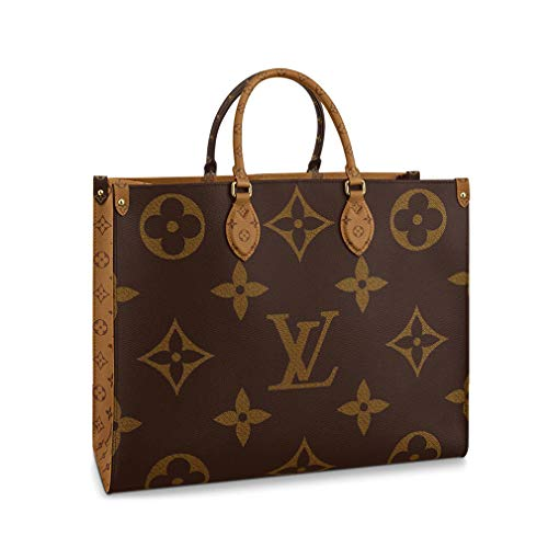 Louis Vuitton Monogram Canvas Onthego GM Top Handle Handbag Article: M45320