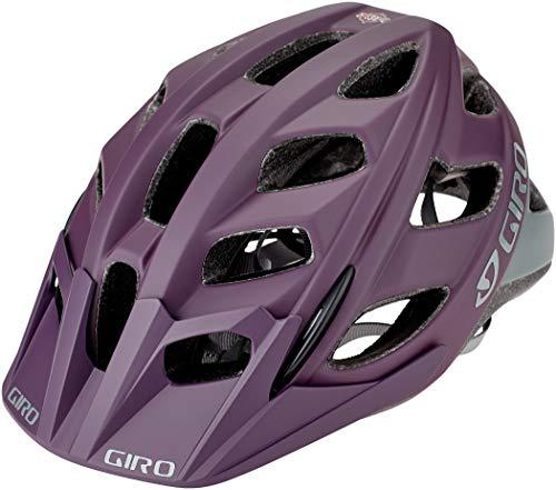 Giro Casco da MTB Hex Uomo, Matte Dusty Purple-Charcoal