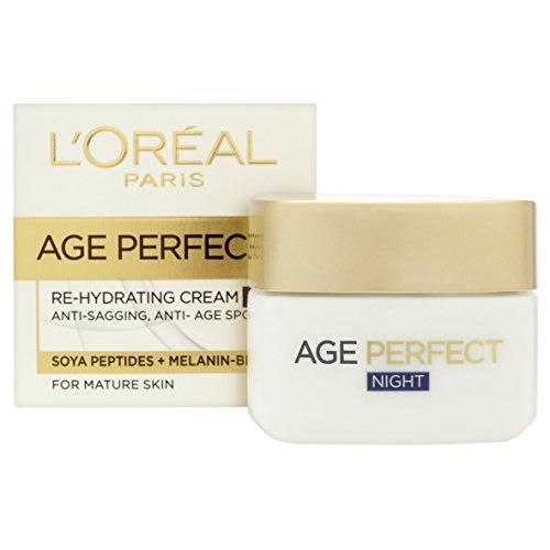 L'Oréal Paris Age Perfect Re-Hydrating Night Cream 50Ml
