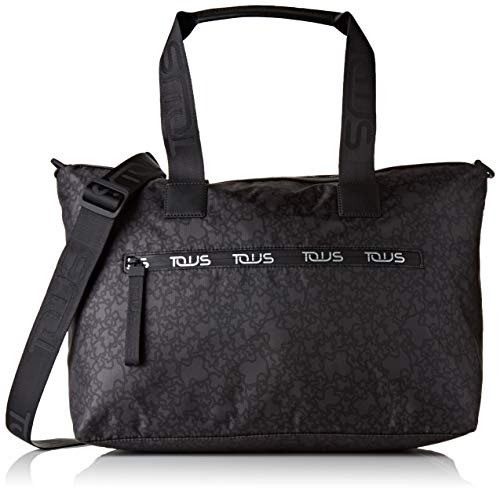 TOUS Kaos Mini Sport, Gym bag Women's, Black, U