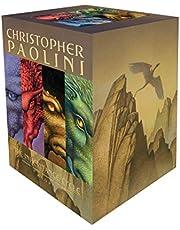 The Inheritance Cycle 4-Book Trade Paperback Boxed Set: Eragon, Eldest, Brisingr, Inheritance