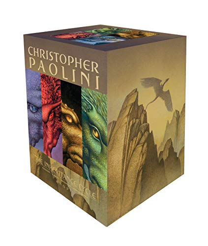 Compare Textbook Prices for The Inheritance Cycle Series 4 Book Set Collection Eragon, Eldest, Brisngr Reprint Edition ISBN 9780449813225 by Paolini, Christopher