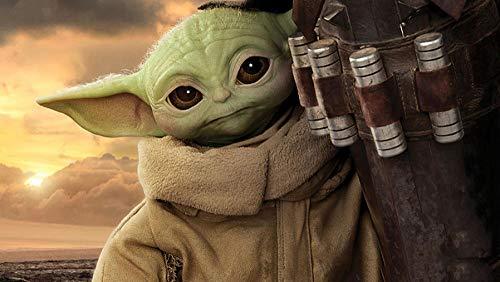 Puzzle Yoda marca IMXBTQA