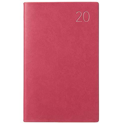 能率NOLTYU365手帳2020年デイリーカリーニョピンク6529AZ(2020年1月始まり)