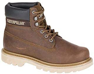 Caterpillar Brown Lace Up Boot For Women