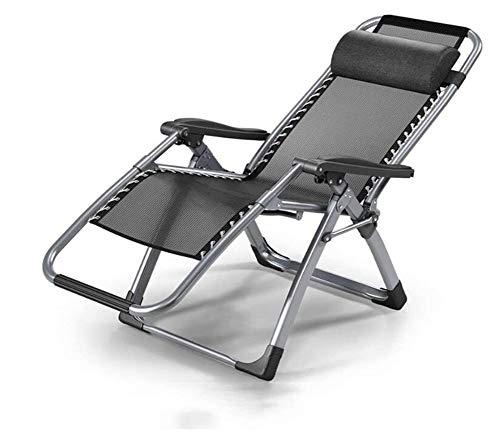 Poi Silla Plegable Silla reclinable Plegable al Aire Libre Reforzado portátil Vector Y Silla Cama C