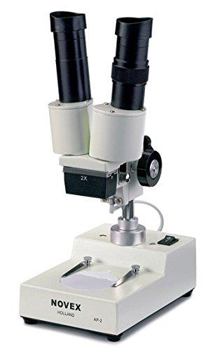 Lupa Binocular Euromex NOVEX AP-2 (20x) Luz Incidente 50900