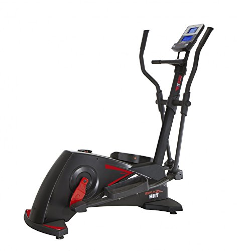 Bh Fitness  - Bicicleta elíptica i.brazil hiit + dual kit be