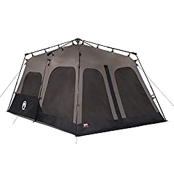 coleman 8 person instant tent 14 x10
