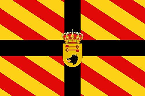 magFlags Bandera Large Cumbres de Enmedio Spain | Cumbres de Enmedio Huelva | Bandera Paisaje | 1.35m² | 90x150cm