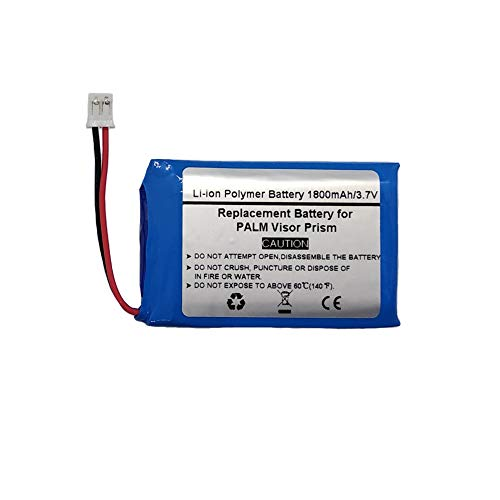 %33 OFF! 3.7V/1800mAH Replacement Battery for Palm Visor Prism,14-0006-00