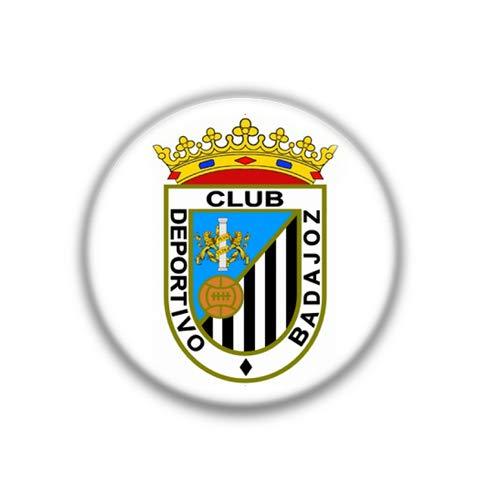 Badajoz : Liga Futbol Español, Pinback Button Badge 1.50 Inch (38mm)