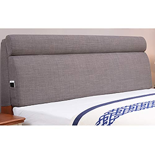 Amazing Deal YZJJ Removable Headboard Backrest, Bed Bedside Cushion, Bedside Back Cushions Reading b...