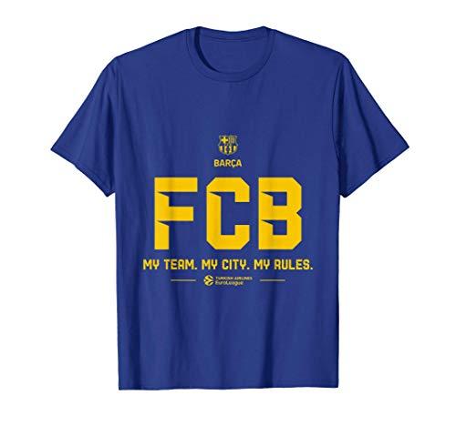FC Barcelona (blue) Camiseta
