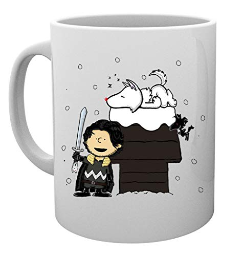 Nieve Miseria Taza Mug Cup