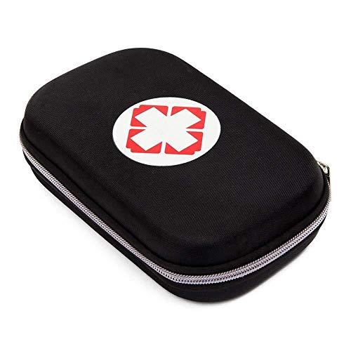 CS-JJ Draagbaar/nood/overleving/medisch pakket EHBO-kit Auto-huishoudelijke medicijnopslagdoos/doos/container, rode EHBO-navulset
