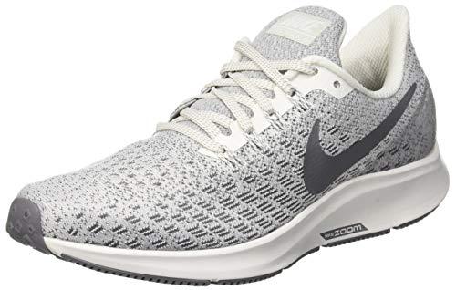 Nike Damen WMNS AIR Zoom Pegasus 35 Laufschuhe, Mehrfarbig (Phantom/Gunsmoke/Summit White 004), 38.5 EU