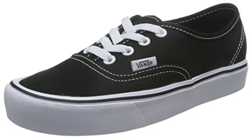 Vans Authentic Lite, Sneaker Unisex-Adulto, Nero (Canvas), 40 EU