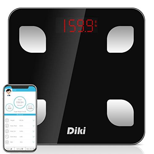 3. Diki - Báscula de análisis corporal