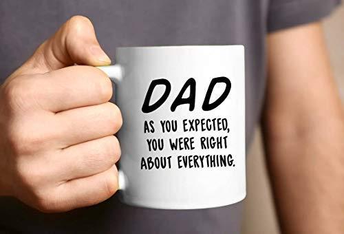 dia del padre taza personalizada marca CoffeeMugs