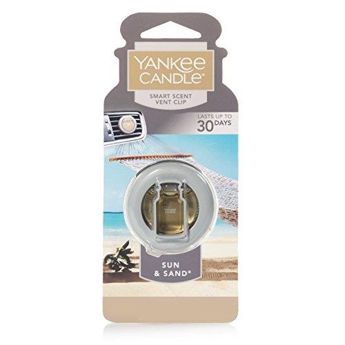 Ambientador De Coche Musk  marca YANKEE CANDLE
