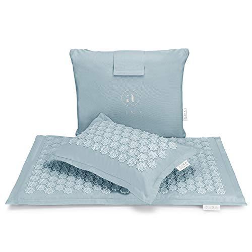 Ajna Acupressure Mat and Pillow Set