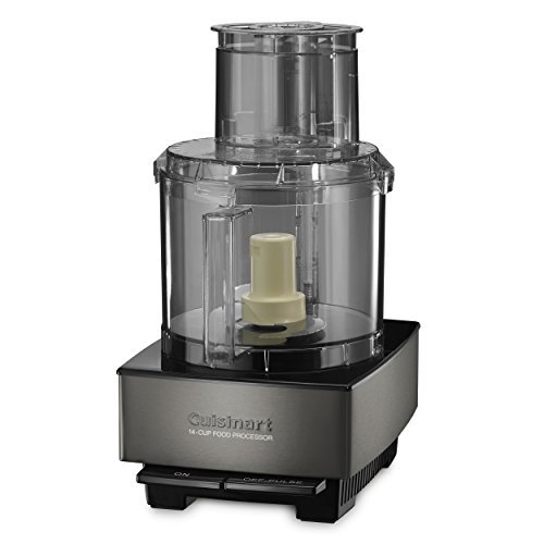 Cuisinart Custom 14 Cup Food Processor, Black