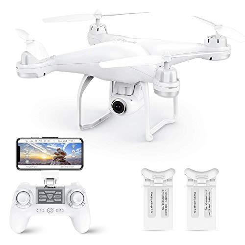 7. Potensic T25 GPS Drone with 1080P HD Camera, GPS Return Home